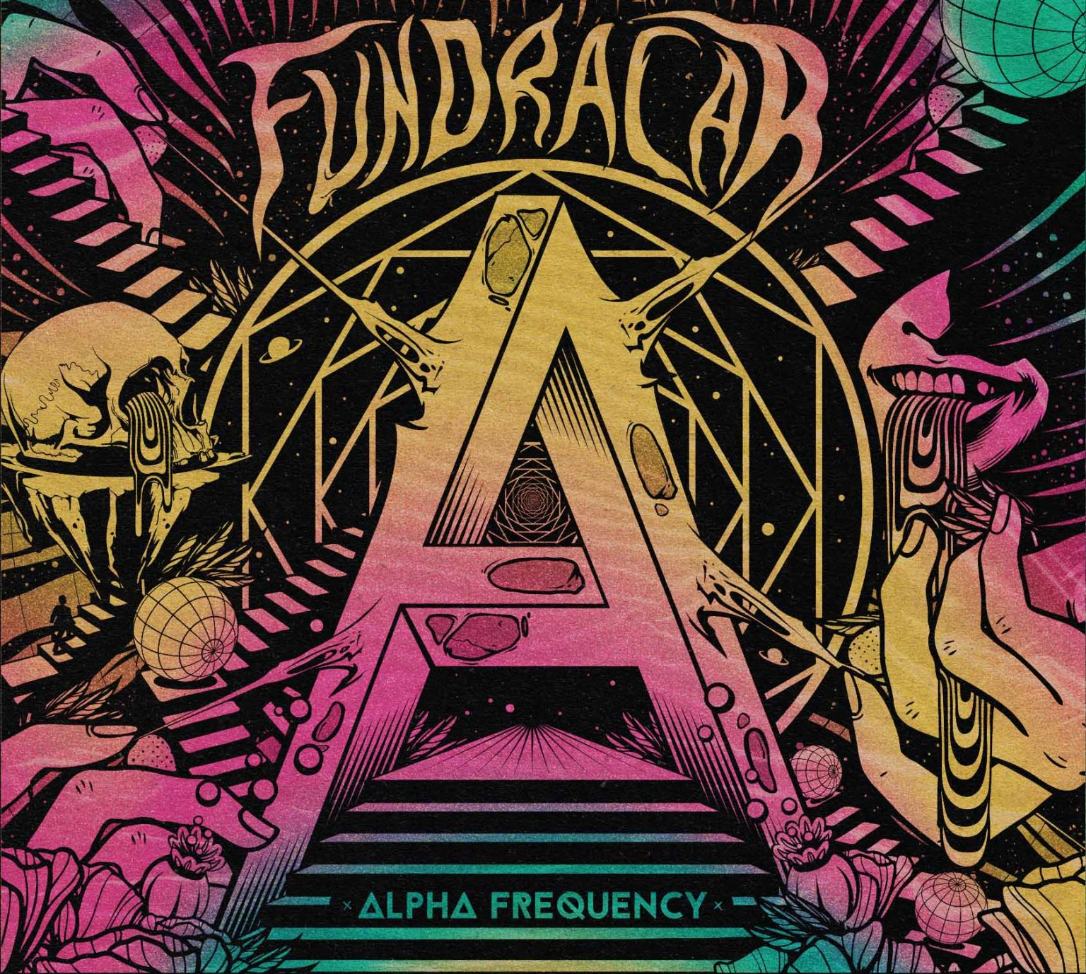 Alpha Frequency Cover